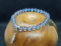 Bracelet en Aqua Aura